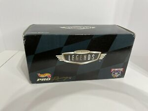 1998 Kyle Petty #44 Blues Brothers Pontiac 1:24 NASCAR Hot Wheels Legends MIB
