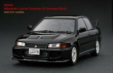 LAST ONE! HPI #8562 Mitsubishi Lancer Evolution Evo III Black 1/43 model