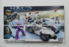 MEGA BLOKS HALO WARS THE AUTHENTIC COLLECTORS SERIES UNSC ARCTIC WOLVERINE 96852