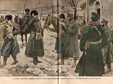 MANDCHOURIE GENERAL KOUROPATKINE ARMEE RUSSE RAPPORT LIEUTENANT IMAGE 1905 PRINT