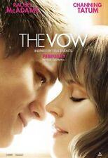 THE VOW - 2012 Orig D/S 27x40 Adv Movie Poster- CHANNING TATUM, RACHEL MCADAMS