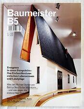 BAUMEISTER Zeitschrift für Architektur 5/2011