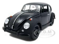 1967 VW VOLKSWAGEN BEETLE BLACK BANDIT 1:18 MODEL BY GREENLIGHT 12827