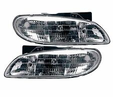 ITASCA MERIDIAN 2004 2005 2006 PAIR HEADLIGHTS HEAD LAMPS FRONT LIGHTS RV