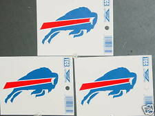 NFL Window Clings (12), Buffalo Bills, NEW