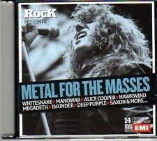 (AM614) Classic Rock-2006-08-Metal for the Masse- DJ CD