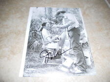 """Joan Collins Sexy Signed Autographed 7.25""""x9.25"""" Book Photo #1 PSA Guaranteed"""