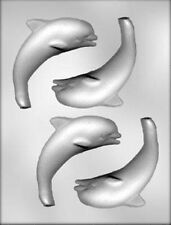 Large Dolphin Chocolate Lollipop Candy Mold from CK 12836