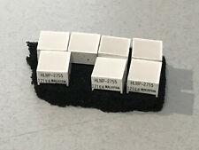 Broadcom HLMP-2755, Yellow, LED Light Bars, 2V, 20mA (7 Pieces)