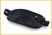 Flache Cashbag Geldtasche Bodybag Bauch Tasche Geldbörse Gürteltasche Geldbeutel