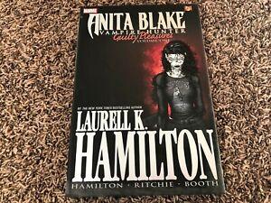 ANITA BLAKE: VAMPIRE HUNTER - HARDCOVER ('07 MARVEL 1st Print Graphic Novel)
