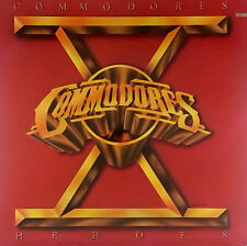 """Commodores Heroes 12"""" LP - Klappcover k387  washed - cleaned"""