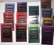 Dorland's Word Books for Medical Transcriptionists Various Paperbacks 2001-2004