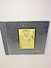 43 Minutes. Sam Brown Import Pod Cd 1 Very Good Free S&H