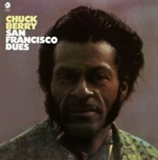 Chuck Berry San Francisco Dues LP 10 Track Repress US Get on Down 2013