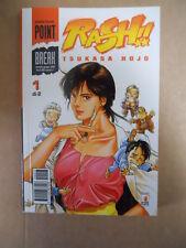 RASH !! Vol. 1 di 2 Tsukasa Hojo ( Occhi di Gatto )  2000 Star Comics  [G714]