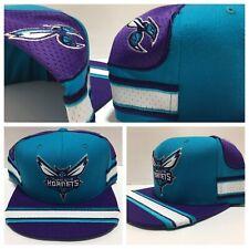 Charlotte Hornets Mitchell & Ness Snapback hat