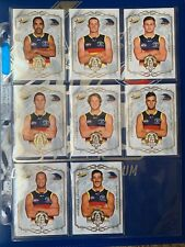 2017 Select Footy Stars Adelaide Crows Brownlow Predictor Team Set BP BPs