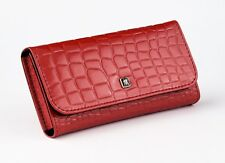 Set manicura 5 Pcs. cuero rojo,Zwilling Classic Inox Acero Inoxidable