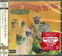 TEN YEARS AFTER-UNDEAD-JAPAN SHM-CD BONUS TRACK D50
