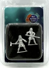 Bad Squiddo Games BFM075 Rupa & Mei (Pirate Crew) Female Privateers Warriors NIB