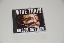 Wire Train No Soul No Strain MCA MCD10604  CD RARE