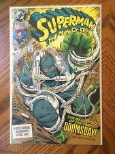 Death Of Superman Funeral Reign Lot 18 75
