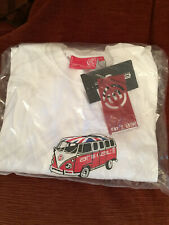 ANIMAL VW CAMPER T SHIRT VOLKSWAGEN DESIGN CAMPING VAN COOL CAR SizeXL