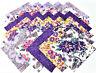 "CASSANDRA from Clothworks - (30) 6.5"" rotary-cut fabric squares"