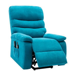 Heavy Duty Power Lift Chair Electric Recliner Sofa with USB Port&Adjustable Back