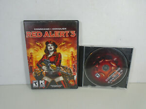 Command & Conquer: Red Alert 3 & Kane's Wrath (PC, 2008)