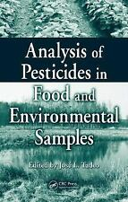 Analysis of Pesticides in Food and Environmental Samples, , Very Good Book