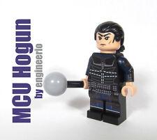 LEGO Custom - Hogun MCU - Marvel Super heroes mini figure thor ragnarok movie
