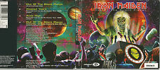"""Iron Maiden """"out of the Silent Planet"""" Limited digipack Maxi CD 2000 + póster"""