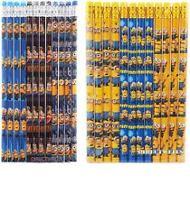 Despicable me Minions Wood Pencils School Supplies Pencils Party gift Favors