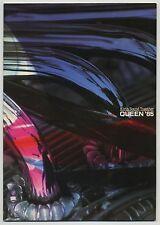 Queen - Kirin Sound Together, Queen '85 Japan Program May 8-15 1985
