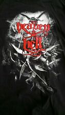 Heaven & Hell Band - Angels T Shirt - Size Small - Black Sabbath & Dio - NEW