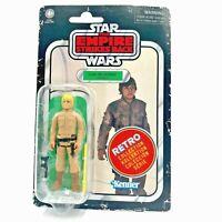Star Wars Luke Skywalker Bespin Retro 2020 Collection Kenner Action Figure