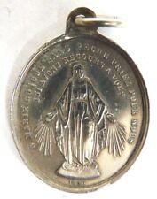 Médaille pendentif CONFRÉRIE DE LA Ste VIERGE daté 1830 medal