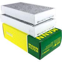 Original MANN-FILTER Aktivkohlefilter Pollenfilter Innenraumfilter CUK 2646-2