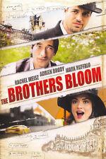 The Brothers Bloom: Rachel Weisz, Adrien Brody, Mark Ruffalo  (DVD, 2008)