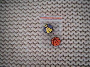 Nintendo Switch Thumb Grip Set - Basketball Set - Switch & Lite - Super Rare!