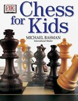 CHESS FOR KIDS - BASMAN, MICHAEL - NEW PAPERBACK BOOK