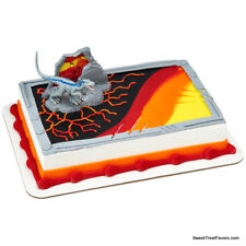 JURASSIC WORLD 2 Cake Decoration Party Supplies TOPPER KIT Favor Dinosaur Movie