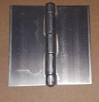 .120 Aluminum Butt Hinge 4 x 4 Heavy Duty Cabinet/Boat/Piano/DIY/Box 1056