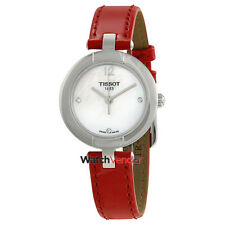 Tissot T-Trend Pinky Mother of Pearl Dial Ladies Watch T0842101611600