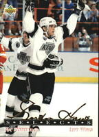 1992-93 (KINGS) Upper Deck Gordie Howe Selects #G2 Luc Robitaille