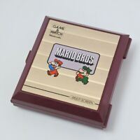LCD MARIO BROS. Game Watch MW-56 Tested Nintendo Tested JAPAN Ref 2455
