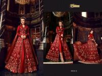 Indian anarkali salwar kameez suits designer ethnic pakistani bollywood shalwar