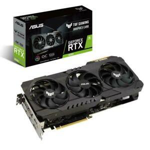 ASUS TUF GeForce RTX 3080 10 GB OC Nvidia (LHR) / Ebay / ⭐️⭐️⭐️⭐️⭐️ / dealer